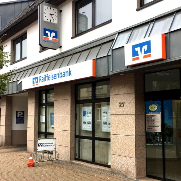 Volksbank Raiffeisenbank Kalbe Bismark